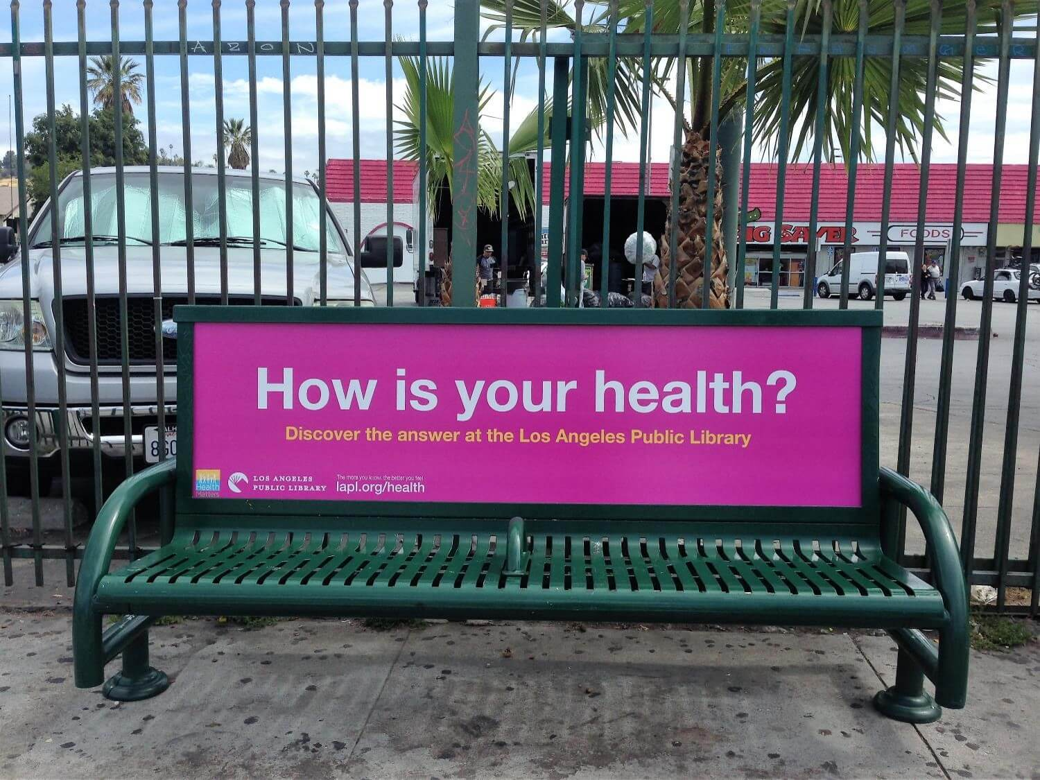 How is your health? – English Ad.